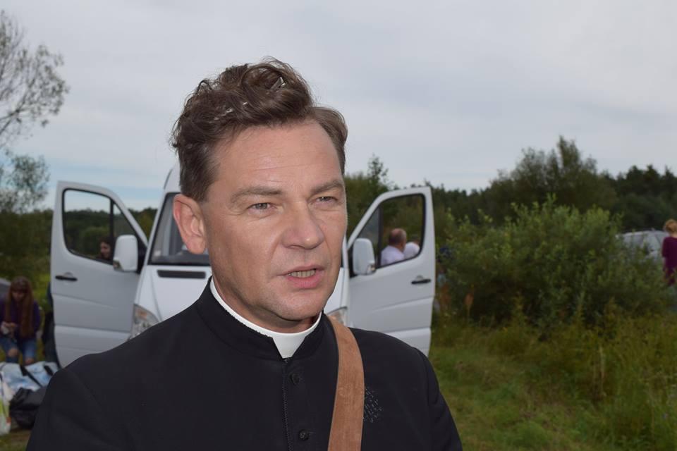 """W okolicach Szydłowca kręcili sceny do filmu """"Klecha"""""""
