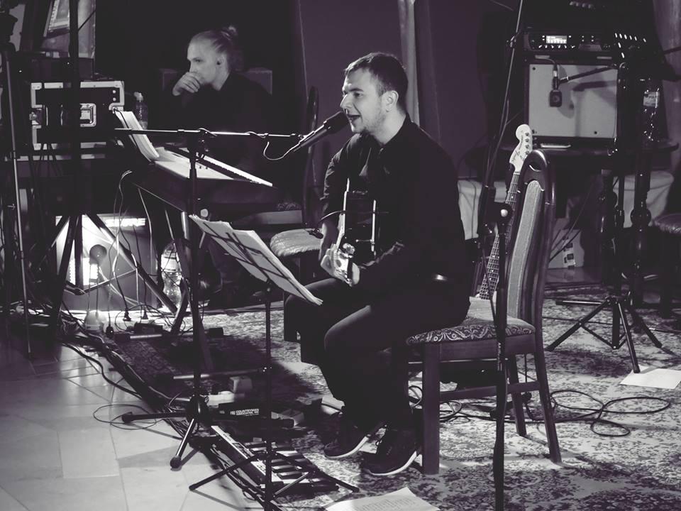 Tomasz Kraska zapowiada premierę płyty