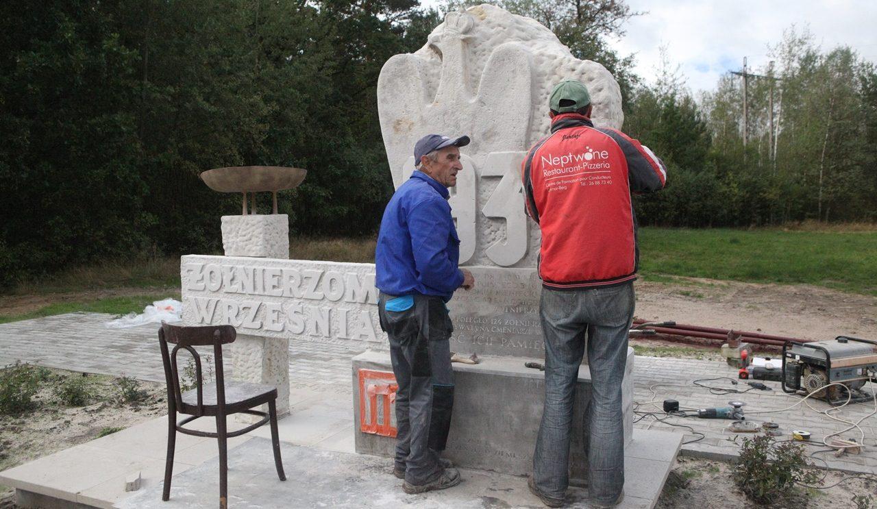 Pomnik Żołnierzy Września zostanie wyremontowany!
