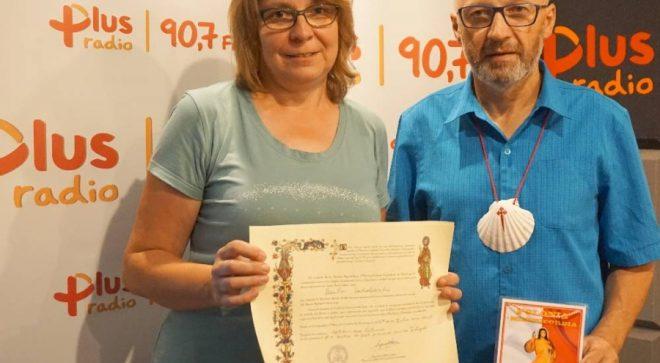 Beata i Marek Sokołowscy – pieszo do grobu św. Jakuba