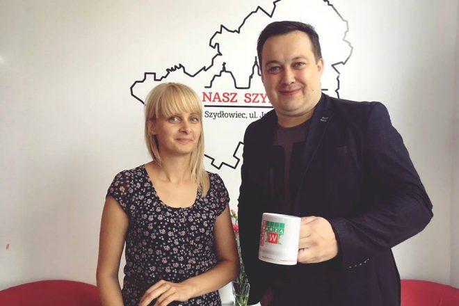 """Wiola Fijałkowska """"Twarzą w Twarz"""" odc. 1"""