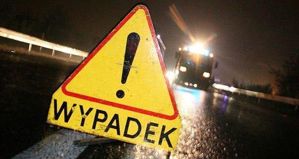 Śmiertelny wypadek w Orońsku