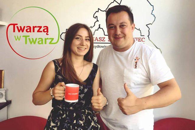 """Zuza Gadowska """"Twarzą w Twarz"""" odc. 6"""