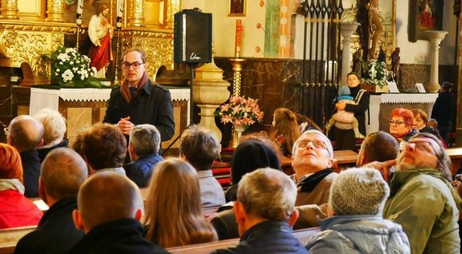 """""""Cudze chwalicie, swego nie znacie"""" – zwiedzanie kościoła św. Zygmunta"""