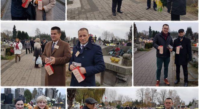 Po raz 16. kwesta na szydłowieckim cmentarzu