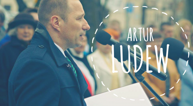 Internauci wskazują Artura Ludwa