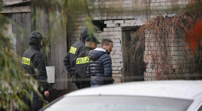 Zarzut zabójstwa dla właściciela posesji w Mirowie