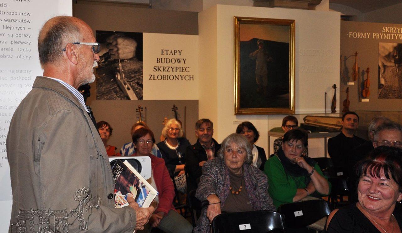 Marian Bujak – artysta skrzypiec