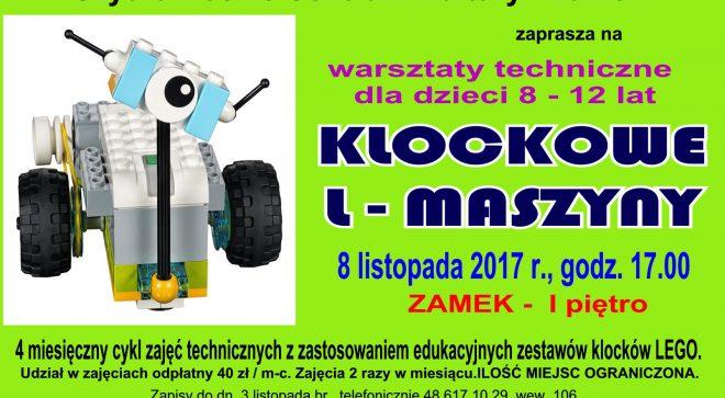 Warsztaty techniczne dla dzieci