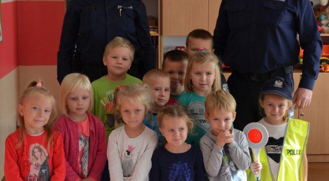 Spotkanie w oddziale przedszkolnym w Zdziechowie