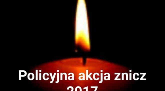"""Policyjna akcja """"Znicz 2017"""""""
