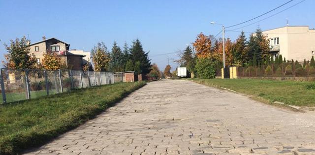 Ulica Polna zostanie wyremontowana w tej kadencji?