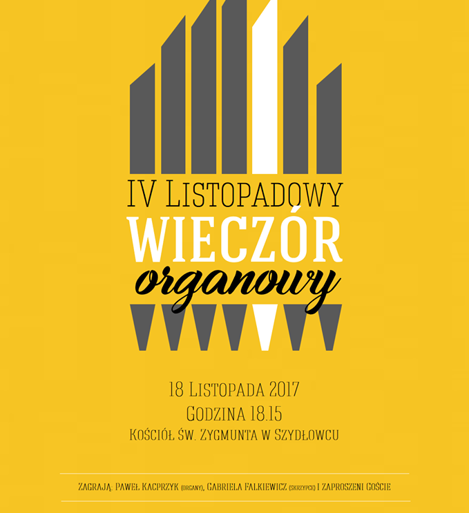 IV Listopadowy Wieczór Organowy
