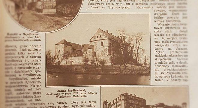 """""""Poznajmy ziemie Polskie"""" – Przewodnik Katolicki 1929 rok"""