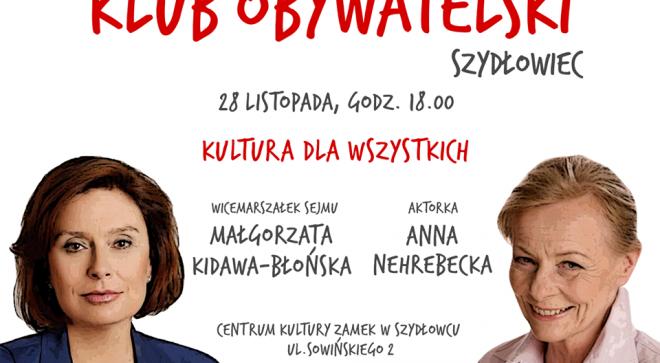 """""""Klub Obywatelski"""" w Szydłowcu"""