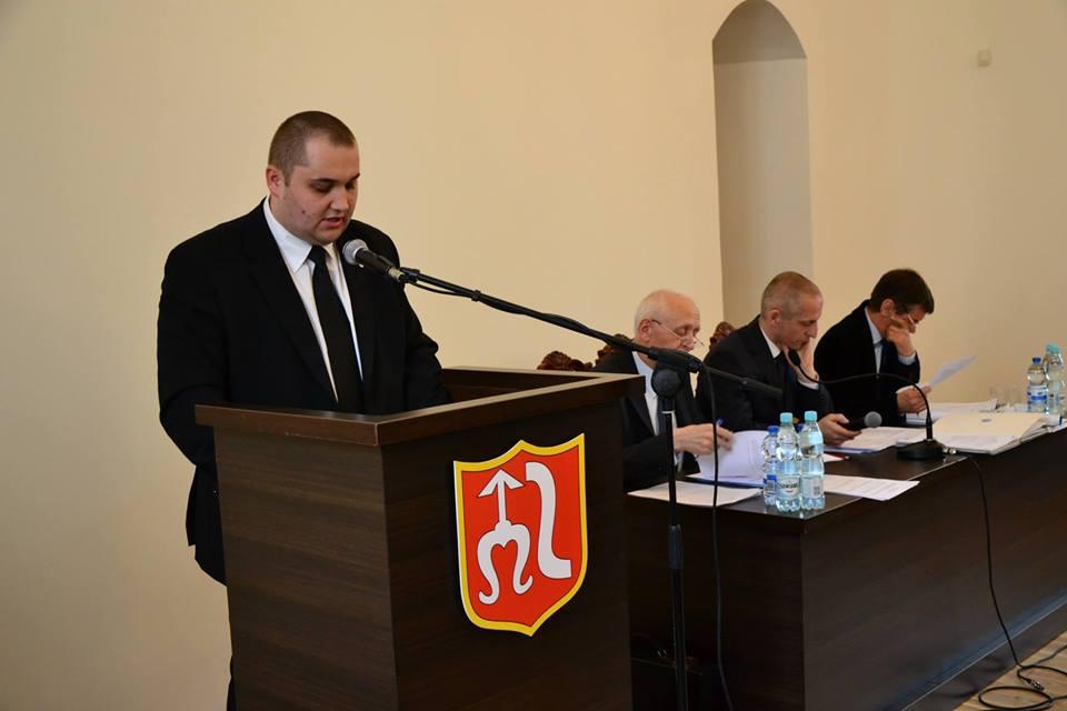 Michał Kwiatek kierownikiem Referatu Gospodarki Komunalnej w Urzędzie Miejskim w Szydłowcu