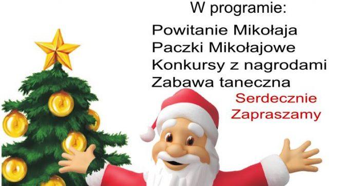 """Zapraszamy na """"Spotkanie z Mikołajem"""""""