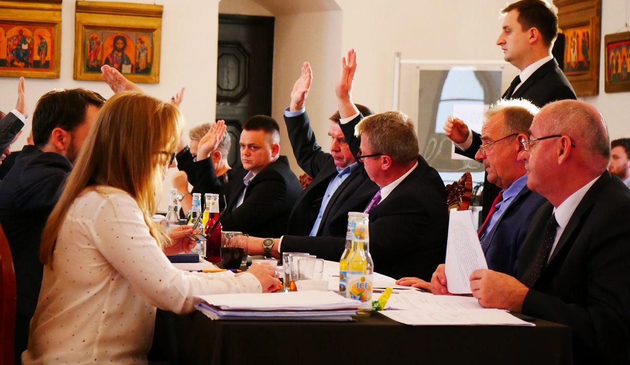 Nadzwyczajna wakacyjna sesja Rady Miejskiej