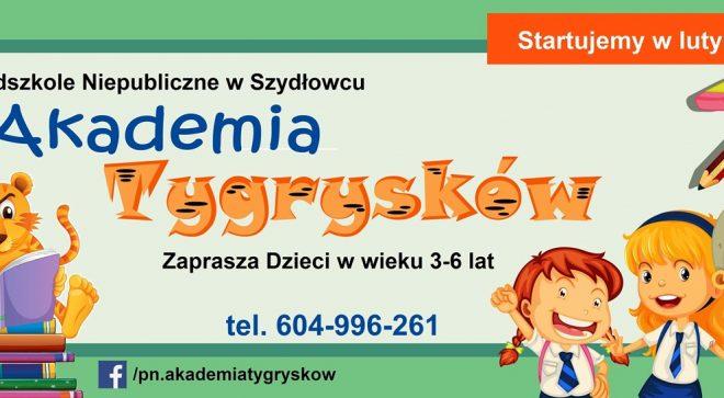 Nowe przedszkole w Szydłowcu zaprasza!