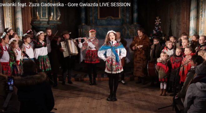 "Guzowianki feat. Zuza Gadowska – ""Gore Gwiazda"""