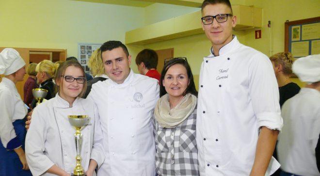 III miejsce w wojewódzkim konkursie kulinarnym