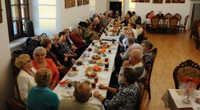Klub Seniora zorganizował spotkanie wigilijne