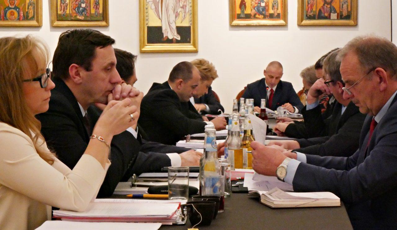 Kwietniowa sesja Rady Miejskiej