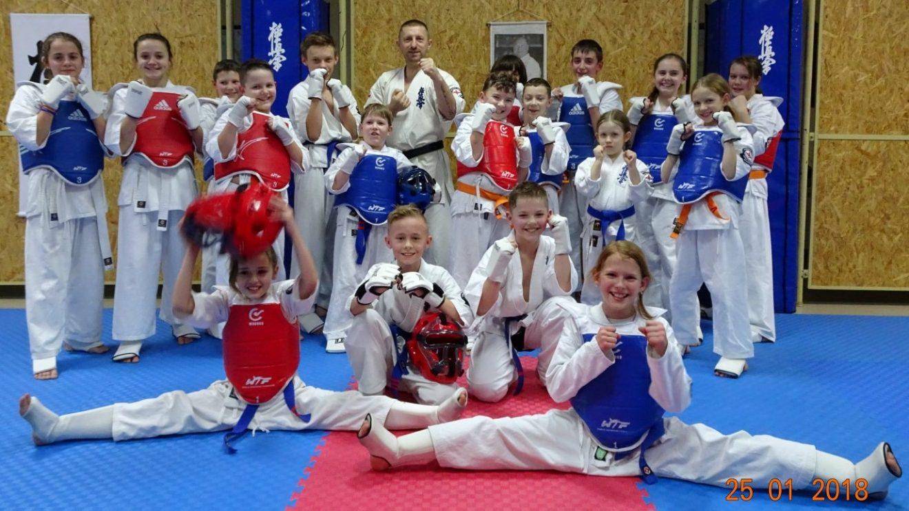 XIII Akademia Zimowa Karate Kyokushin Matsushima