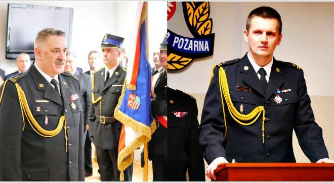 KP PSP w Szydłowcu ma nowego komendanta!
