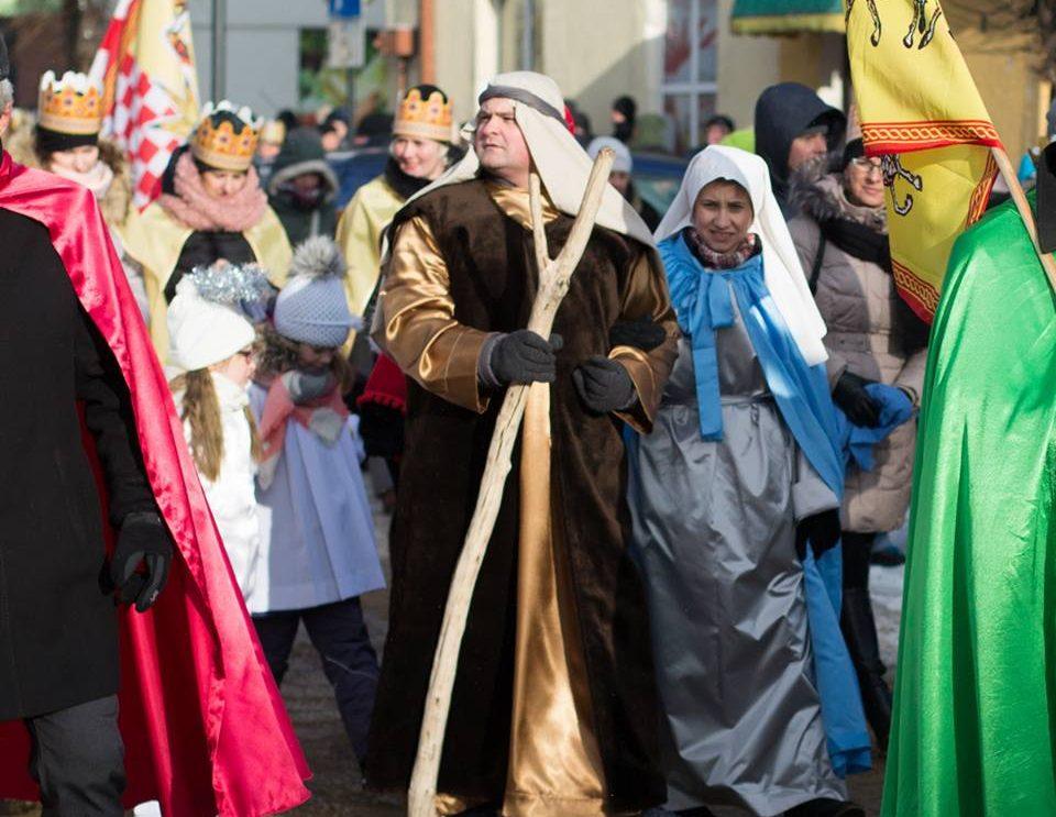 Zapraszamy na IV Szydłowiecki Orszak Trzech Króli