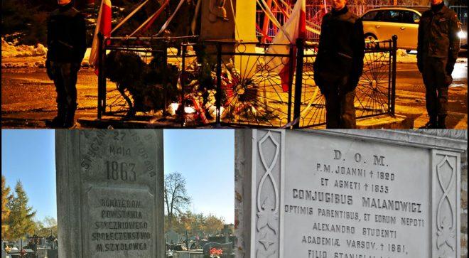 Pamiątki powstania styczniowego w Szydłowcu