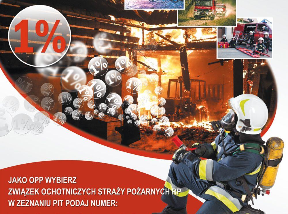 Szydłowiecka Ochotnicza Straż Pożarna potrzebuje naszego wsparcia