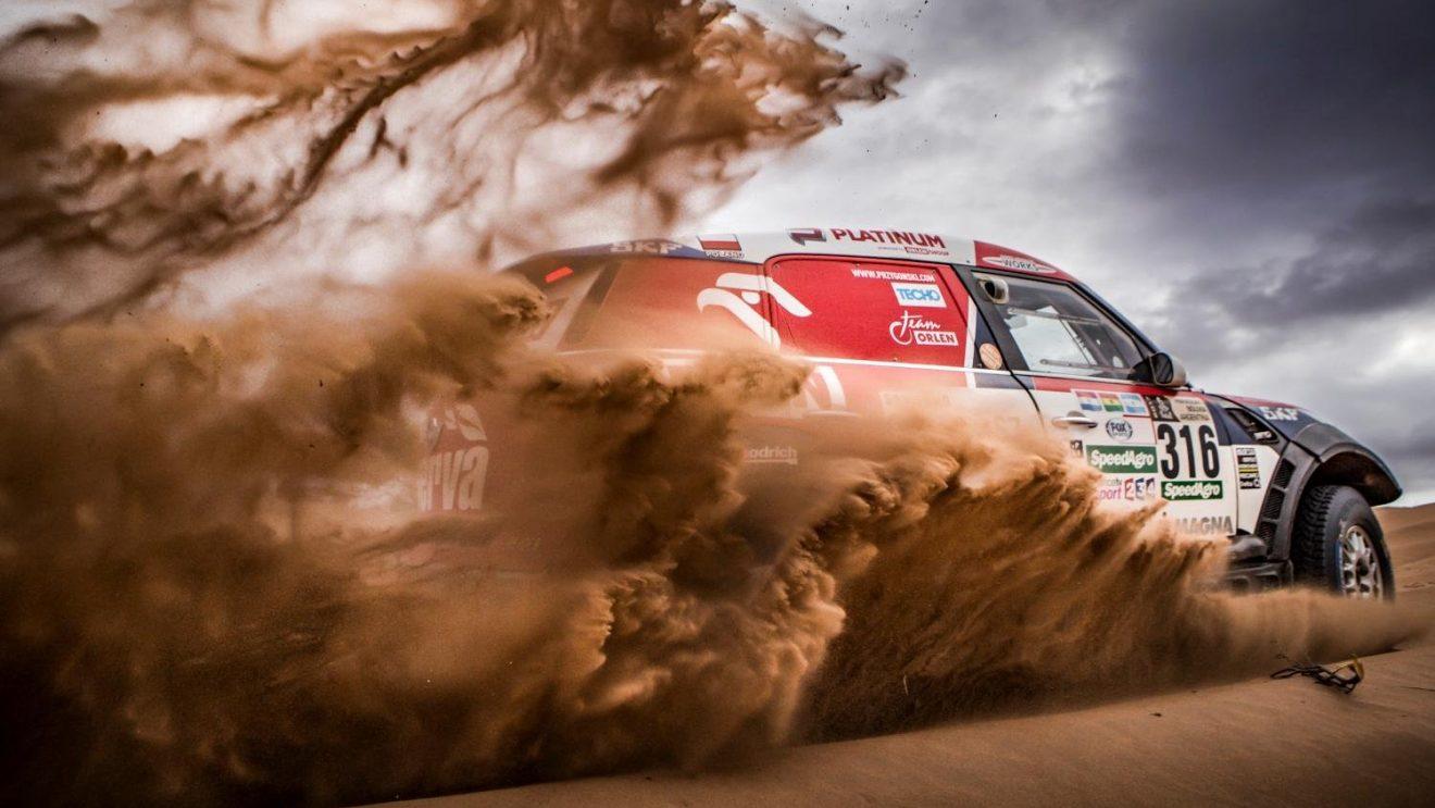 Nieprzewidywalny Dakar