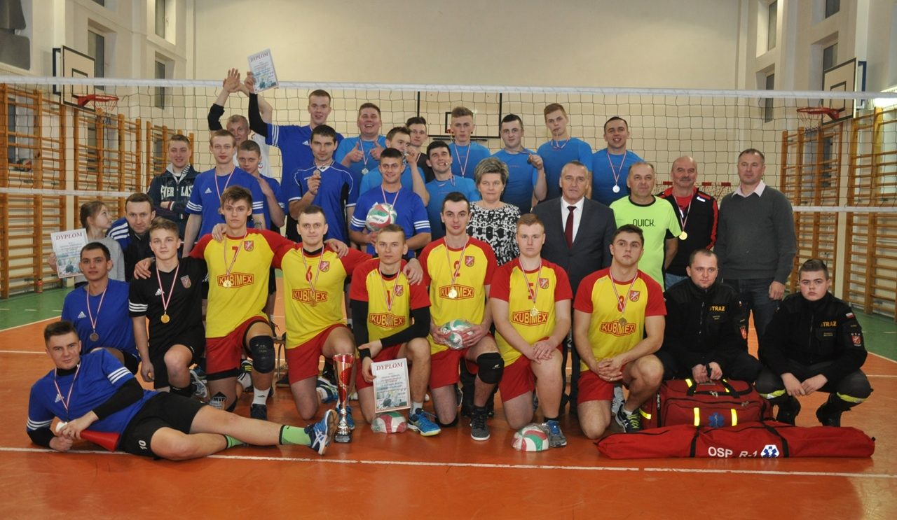 Turniej siatkarski w Orońsku