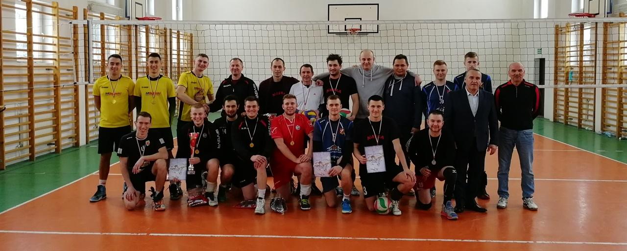 Finał Amatorskiej Ligi Piłki Siatkowej w Orońsku