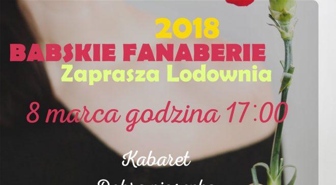 """""""Babskie Fanaberie"""" po raz kolejny z okazji Dnia Kobiet"""