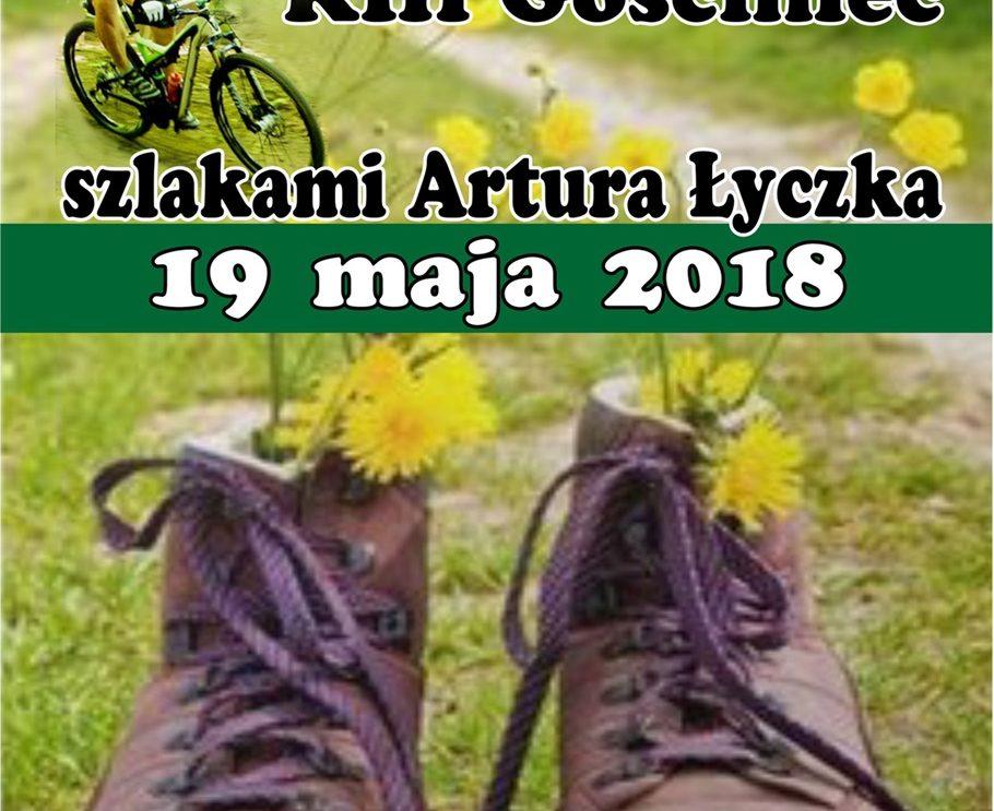 IV Rajd Turystyczny szlakami Artura Łyczka