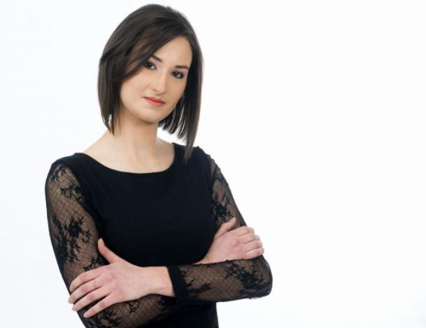Wiktoria Karpeta z Szydłowca, w finale Miss Polonia Ziemia Radomska