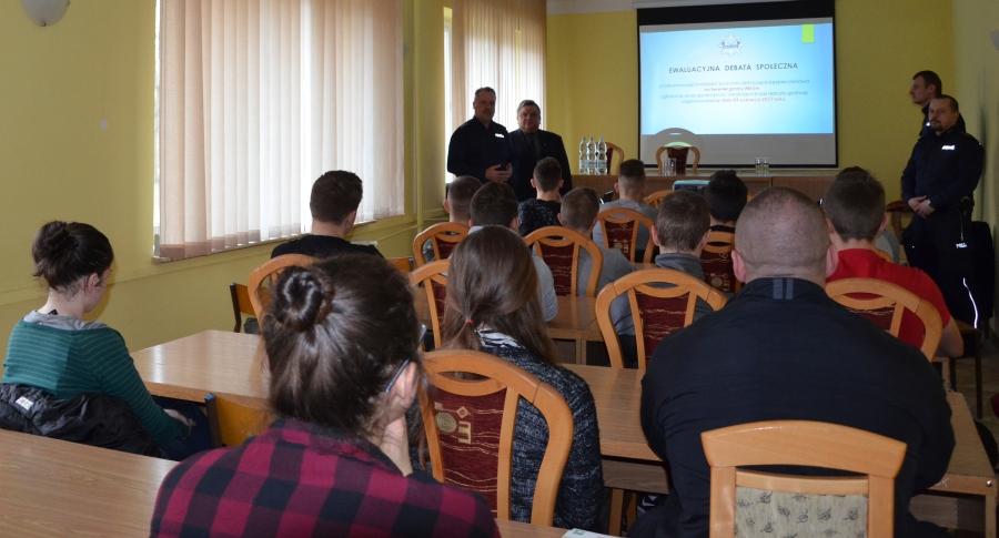 Podsumowanie debaty ewaluacyjnej w Mirowie