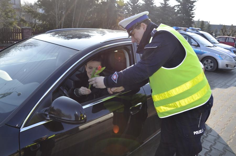 Dzień Kobiet z szydłowiecką policją