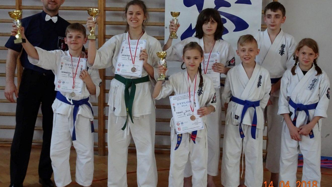 Kolejny powód do dumy szydłowieckich karateków!