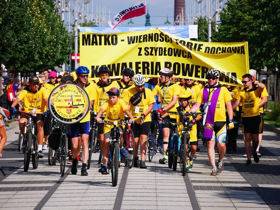 Szydłowieckie Towarzystwo Rowerowe zaprasza na rowerową pielgrzymkę