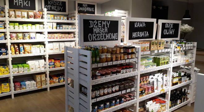 """Zdrowa żywność w Szydłowcu? Zapraszamy do sklepu """"EKOGroszek""""!"""