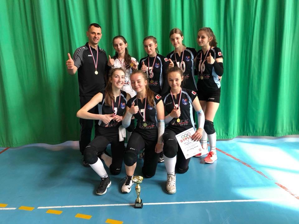 Siatkarki z Szydłowca awansowały na młodzieżowe igrzyska!