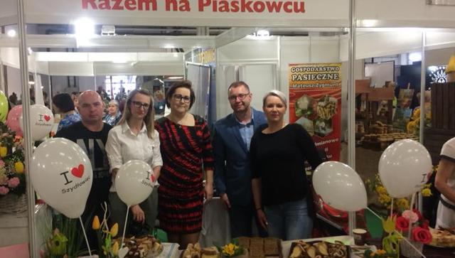 """""""Ratuszówki Szydłowieckie"""" zadebiutowały na targach w Kielcach"""
