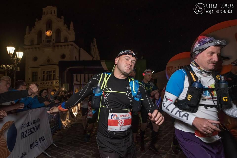 Piotr Pazera ukończył Ultramaraton Podkarpacki!