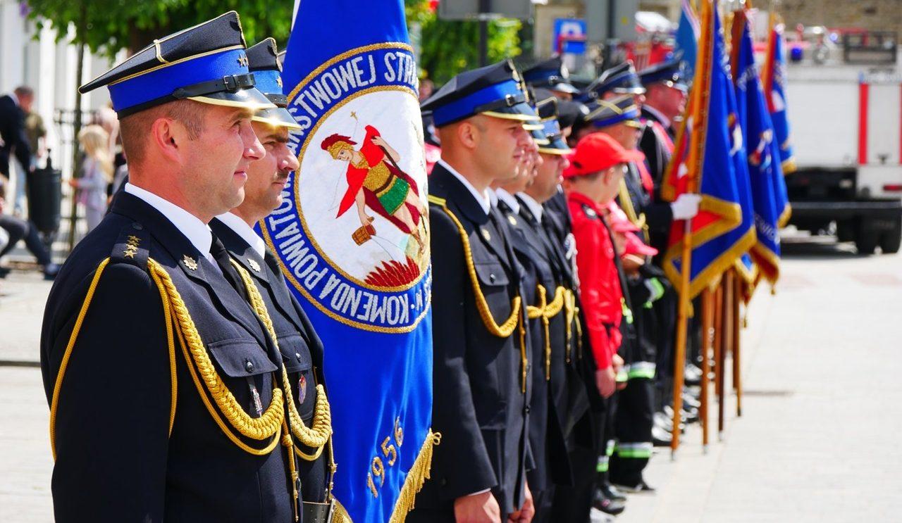 Powiatowy Dzień Strażaka w Szydłowcu