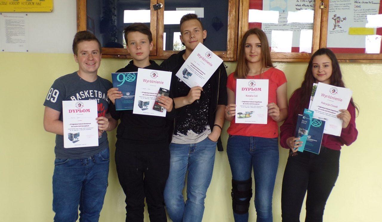Regionalne Konkursy w Zespole Szkół Ekonomicznych w Skarżysku – Kamiennej