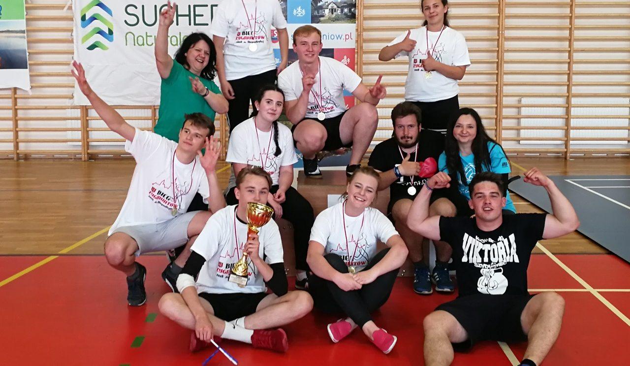 Turniej Młodzieżowych Rad w siatkówkę