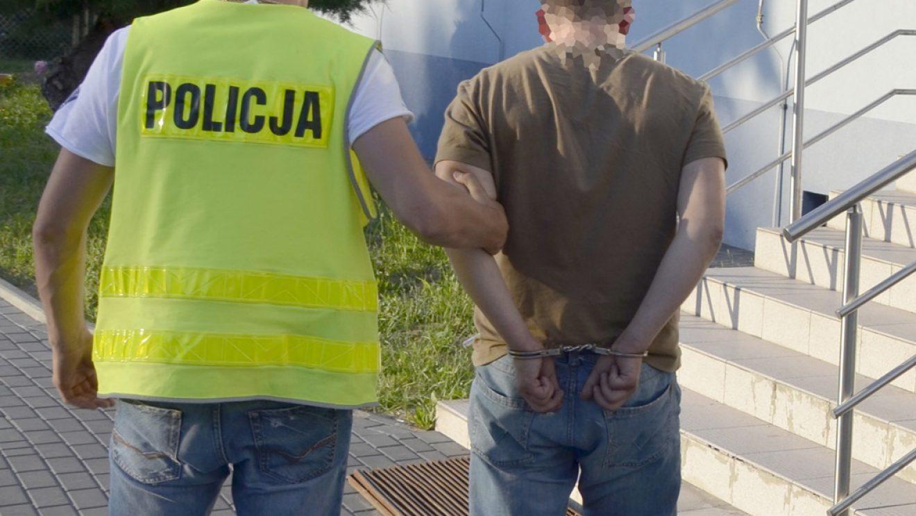 Mieszkaniec Szydłowca aresztowany za posiadanie narkotyków